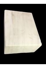 Stone 85lb Danby White Marble 14x10x6 #431004