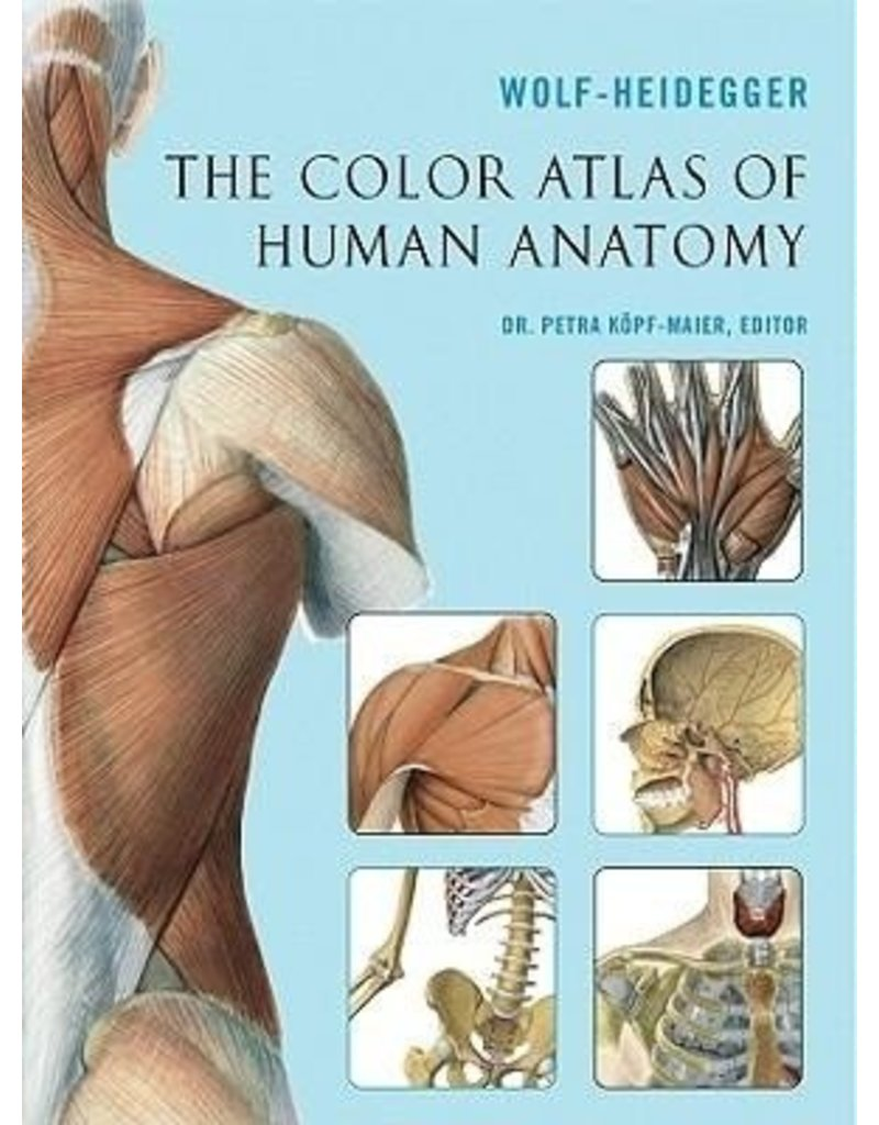 Sterling Publications The Color Atlas of Human Anatomy