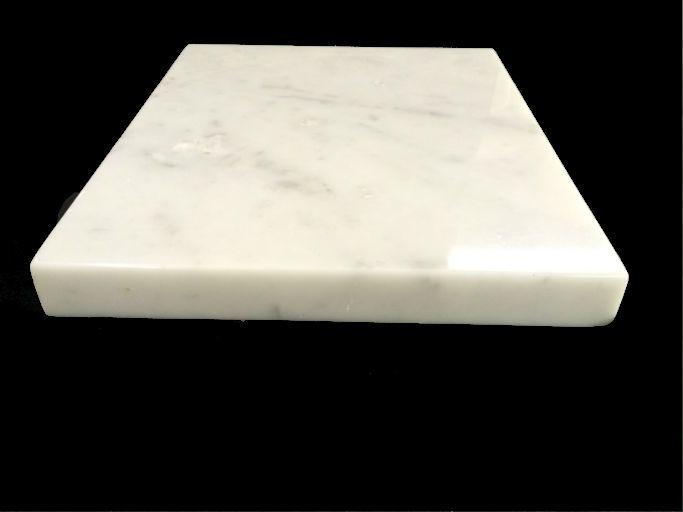 Just Sculpt Marble Base 12x10x1 White Carrara #991007