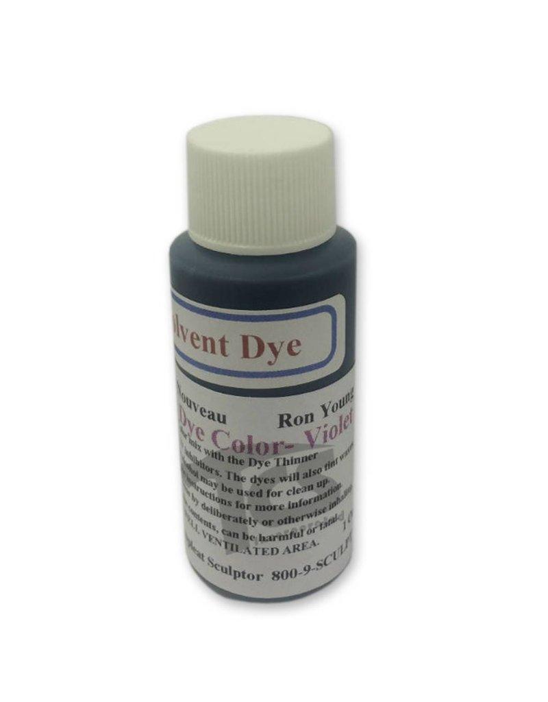 Sculpt Nouveau Solvent Dye Violet 1oz