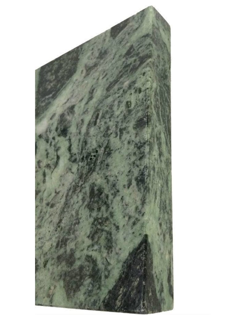 Just Sculpt Marble Base 7.5x8.5x1 Verde Antique #991004
