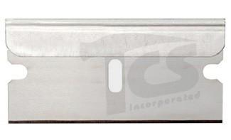 Steel Back Single Edge Razor Blades (100pack)