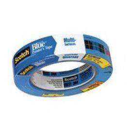 "3M Masking Blue Tape 1""X 60 Yd"