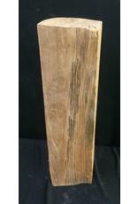 "Wood Black Locust Log 22""x6""x6""  #121001"