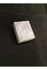 Stone Soapstone green Block 2.5x2.5x1 #381011