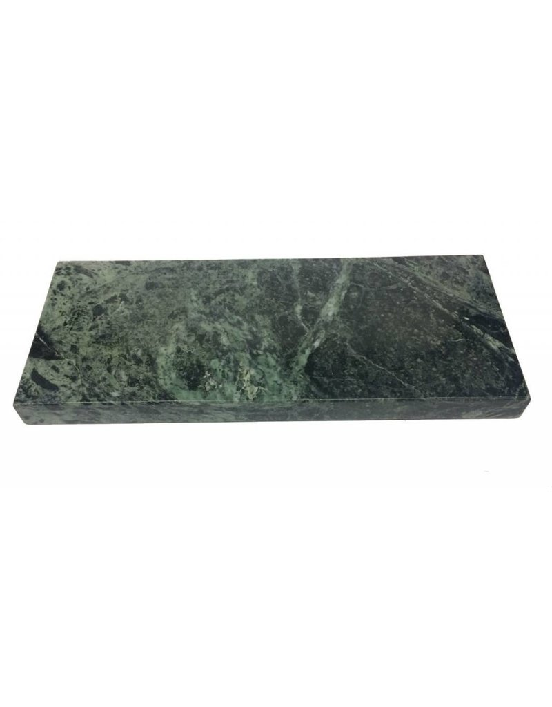 Just Sculpt Marble Base 16x6.5x1 Verde Antique #991010