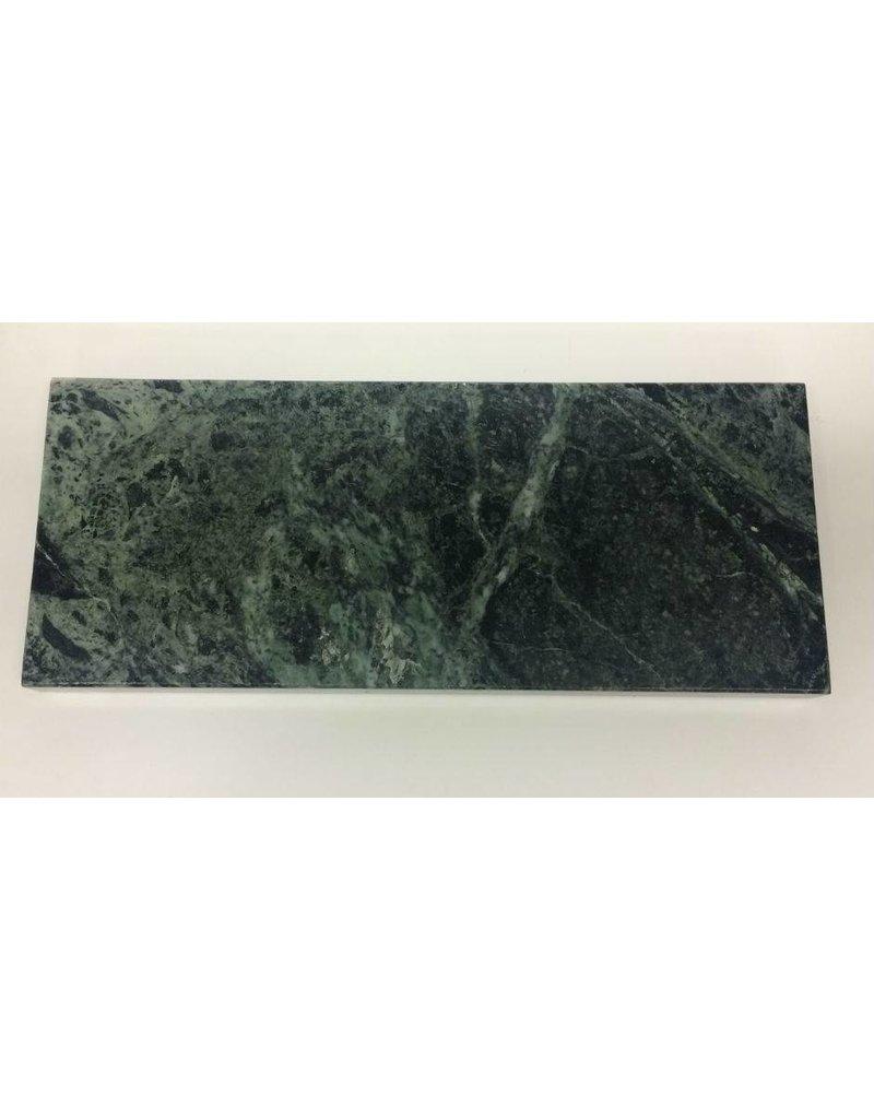 Just Sculpt Marble Base 16x6.5x1 Verde Antique #991010