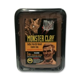 MonsterClay Monster Clay Hard 5lb