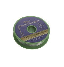 Darice Nylon Clear Monofilament 30 pound 100 yds