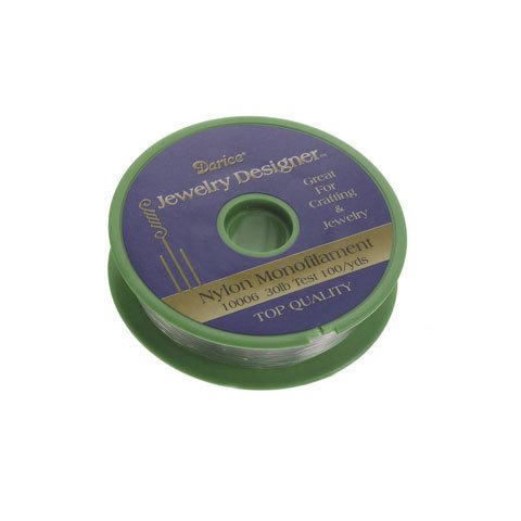 Nylon Clear Monofilament 30 pound 100 yds