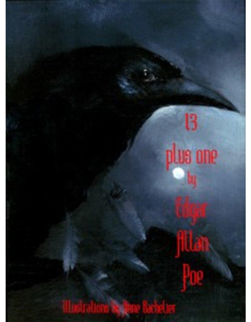 13 Plus 1 book by Edgar Allan Poe