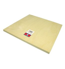 Craft Plywood - 1/2 x 12 x 12 inches