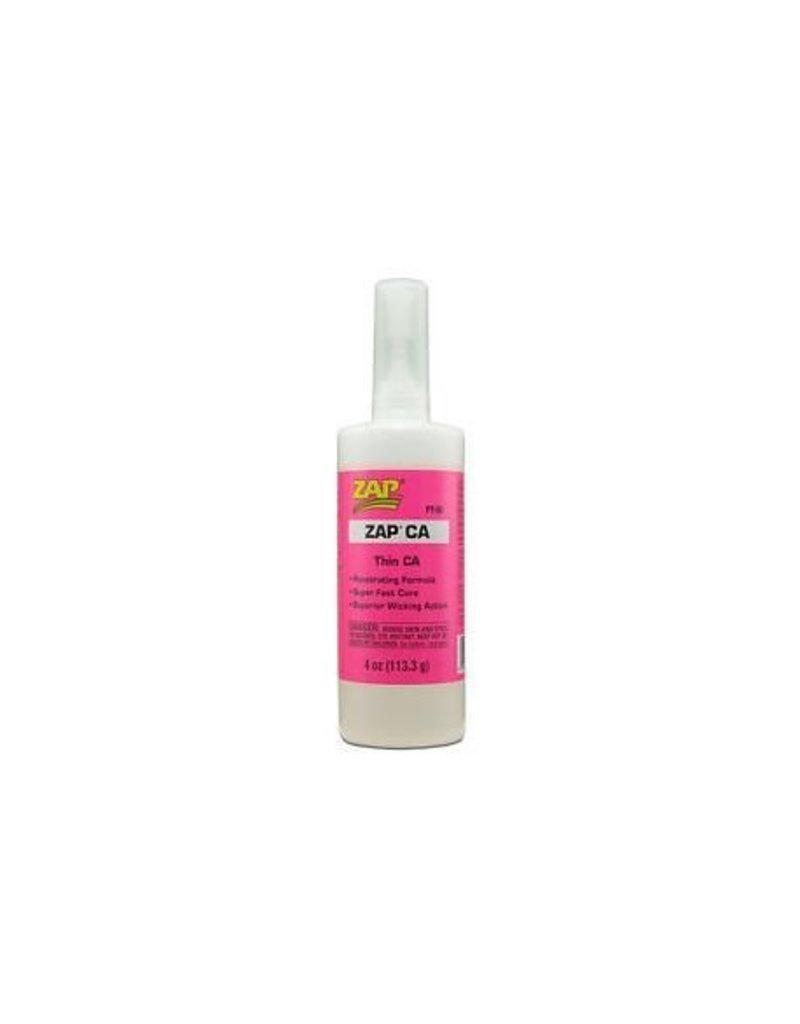 ZAP-A-GAP ZAPCA Thin Fast 4oz Bottle