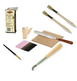 Sepp Leaf Gilding Tool Kit