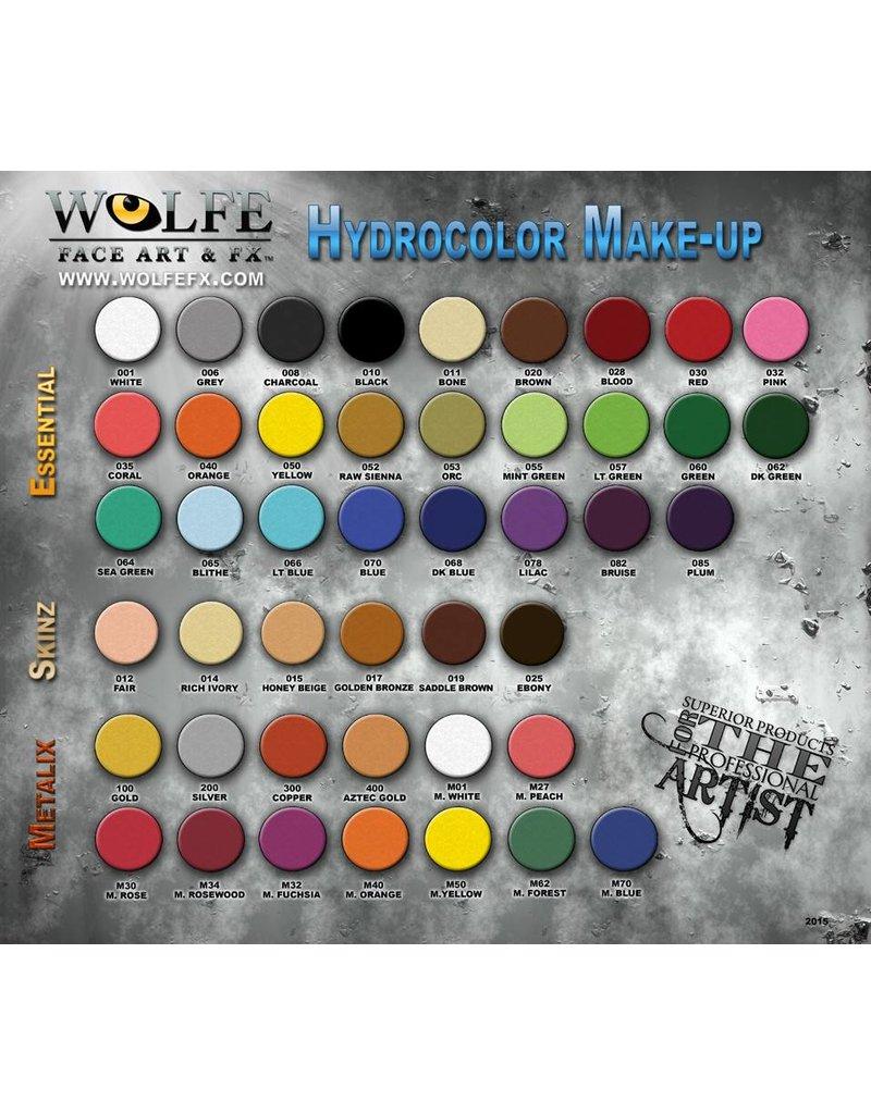 Wolfe Face Art & FX Hydrocolor Monster 6 Color Palette
