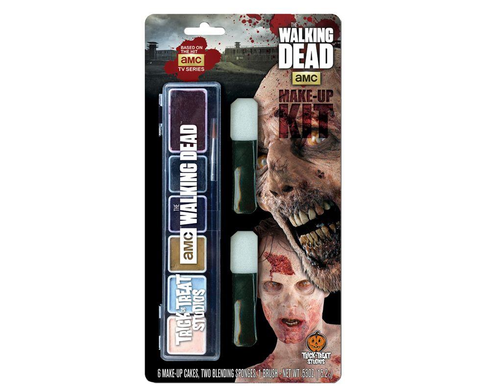 Wolfe Face Art & FX AMC The Walking Dead make-up kit!