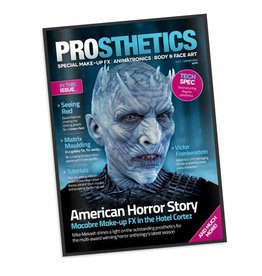 Gorton Studios Prosthetics Magazine #3