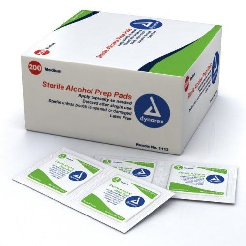 Sterile Alcohol Pad (Box of 200)