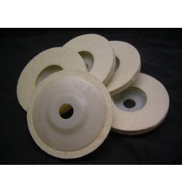 "Just Sculpt 4"" Felt Buffing Wheel"