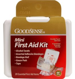 Mini First Aid Kit 20 Piece