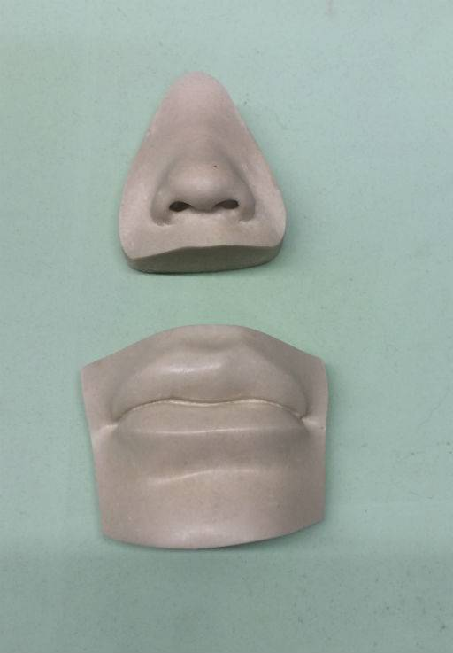 Just Sculpt Resin Nose #1 (Small)