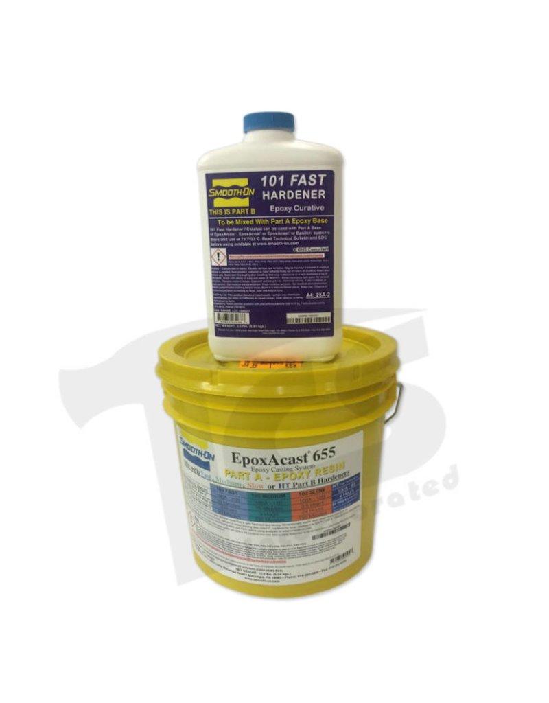Smooth-On EpoxAcast 655 Fast Gallon Kit
