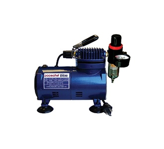 Paasche Airbrush Compressor 1/8hp D500SR