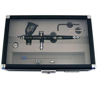 """Paasche Airbrush Set """"The Vision"""""""