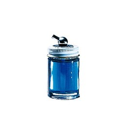 Paasche Glass Bottle Assembly For H Airbrush 1oz