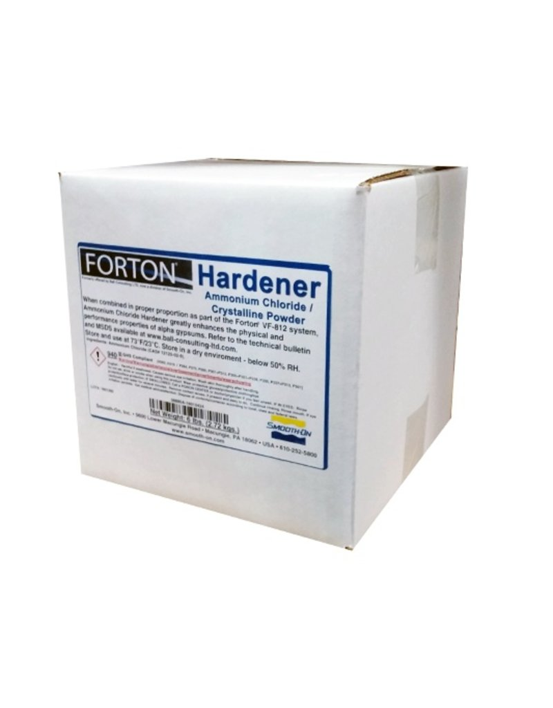 Smooth-On Forton Hardener 1-Gallon (Ammonium Chloride)
