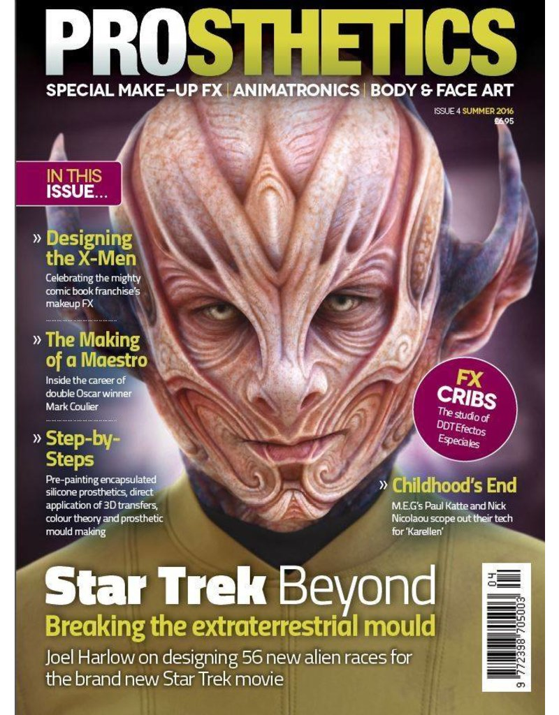 Gorton Studios Prosthetics Magazine #4