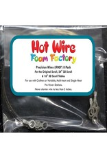 Hot Wire Foam Factory Scroll Table Replacement Blades (8-pack) #007