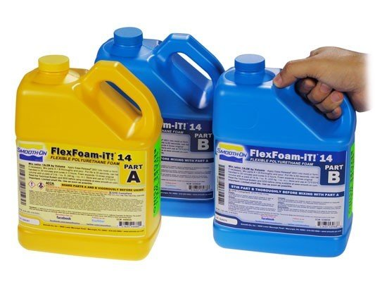 Smooth-On FlexFoam-iT 14 3 Gallon Kit