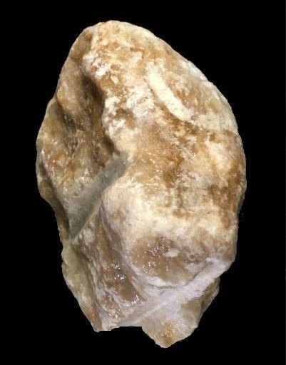 Stone 7lb New Gold Alabaster 8x7x3 #291001