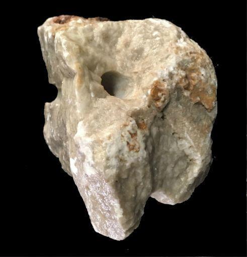 Stone 8lb New Gold Alabaster 7x4x3 #291021