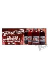 European Body Art Transfusion Blood Dark, 2oz
