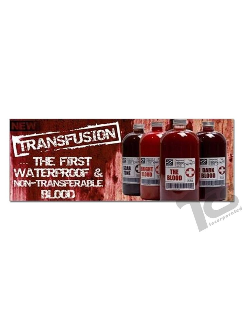 European Body Art Transfusion Blood Dark, 2oz