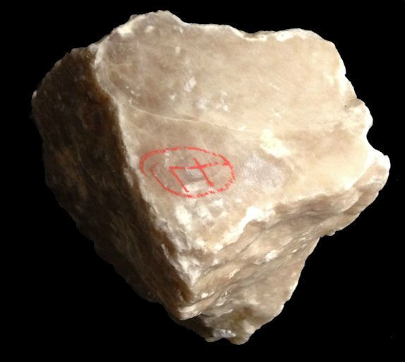 Stone 7lb Italian Agate 8x5x3 #231026