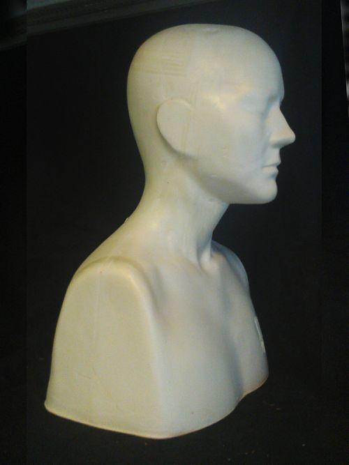 Monster Makers Foam Alanna Head Armature