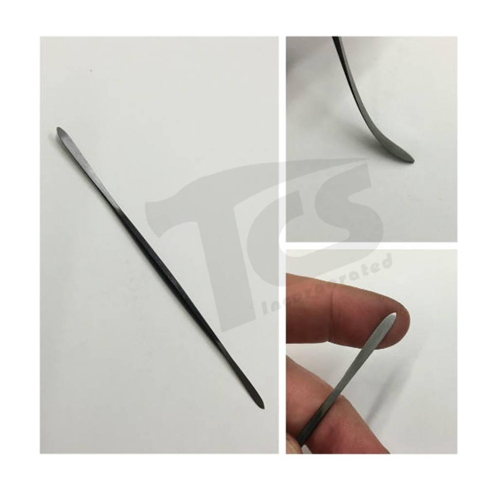 Milani Italian Steel Double Spatula Tool #A157
