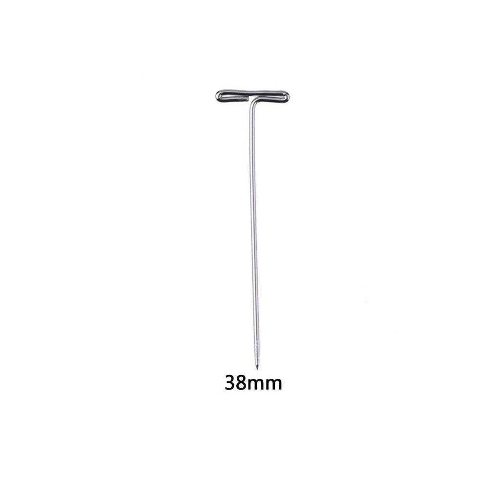 Stainless Steel T-Pins 1.5 inch Pack of 50