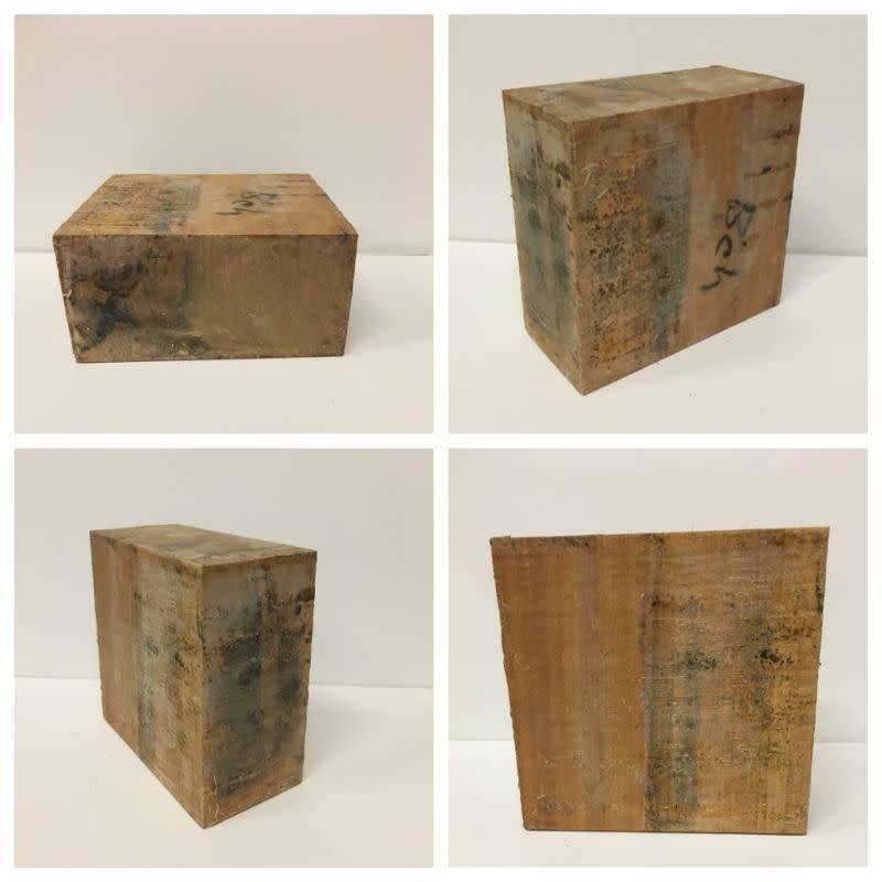 Birch Block 6x6x3