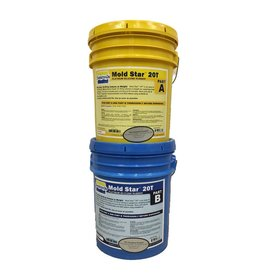 Smooth-On Mold Star 20T 10 Gallon Kit