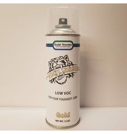Sculpt Nouveau Vinyl Resin Gold Spray 12oz