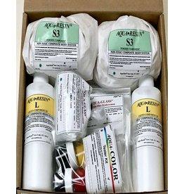 Aquaresin Aqua-Resin Pro Trial Kit