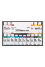 Acrylic Paint Set Matte 2oz 16pc