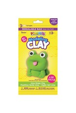 Foamies® Foam Modeling Clay - Lime Green- 4 oz