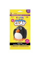Foamies® Foam Modeling Clay - Black - 4 oz