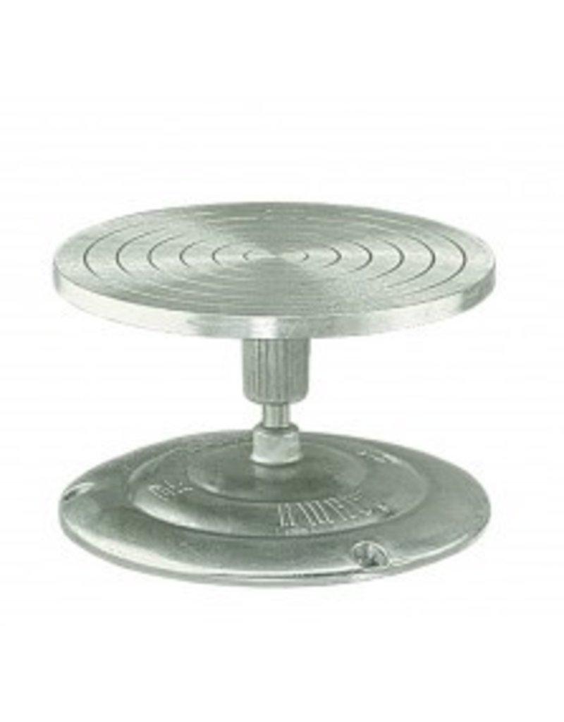 Amaco 7in Aluminum Turntable Banding Wheel
