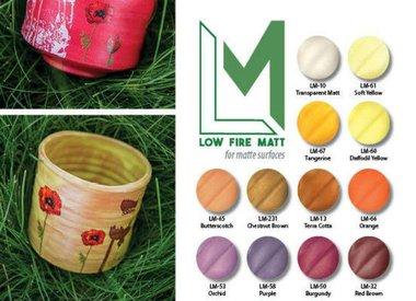 Low Fire Matt